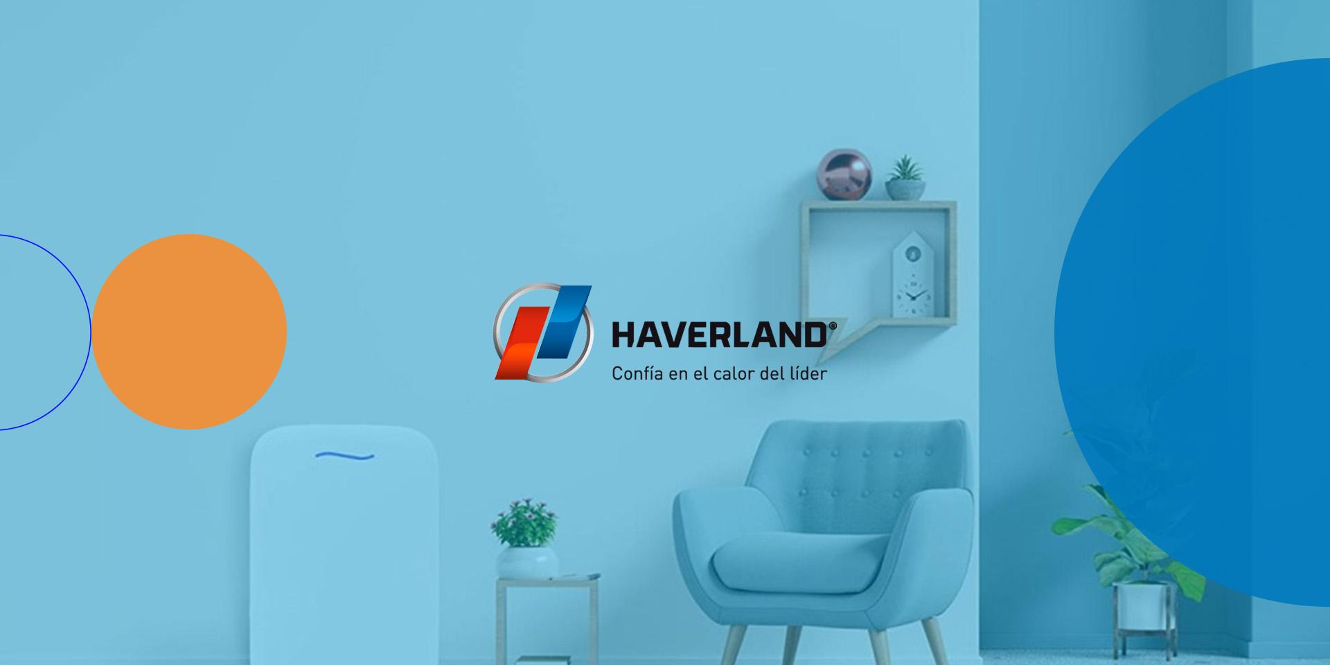 Casos Exito Haverland logo